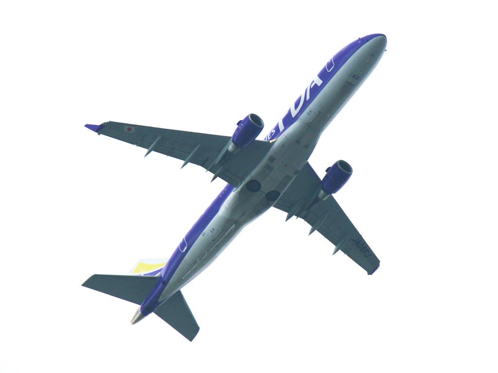 旅客機_FDA4