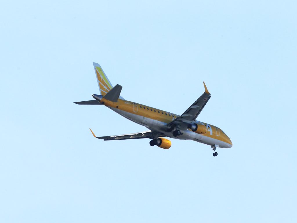 旅客機_FDA5
