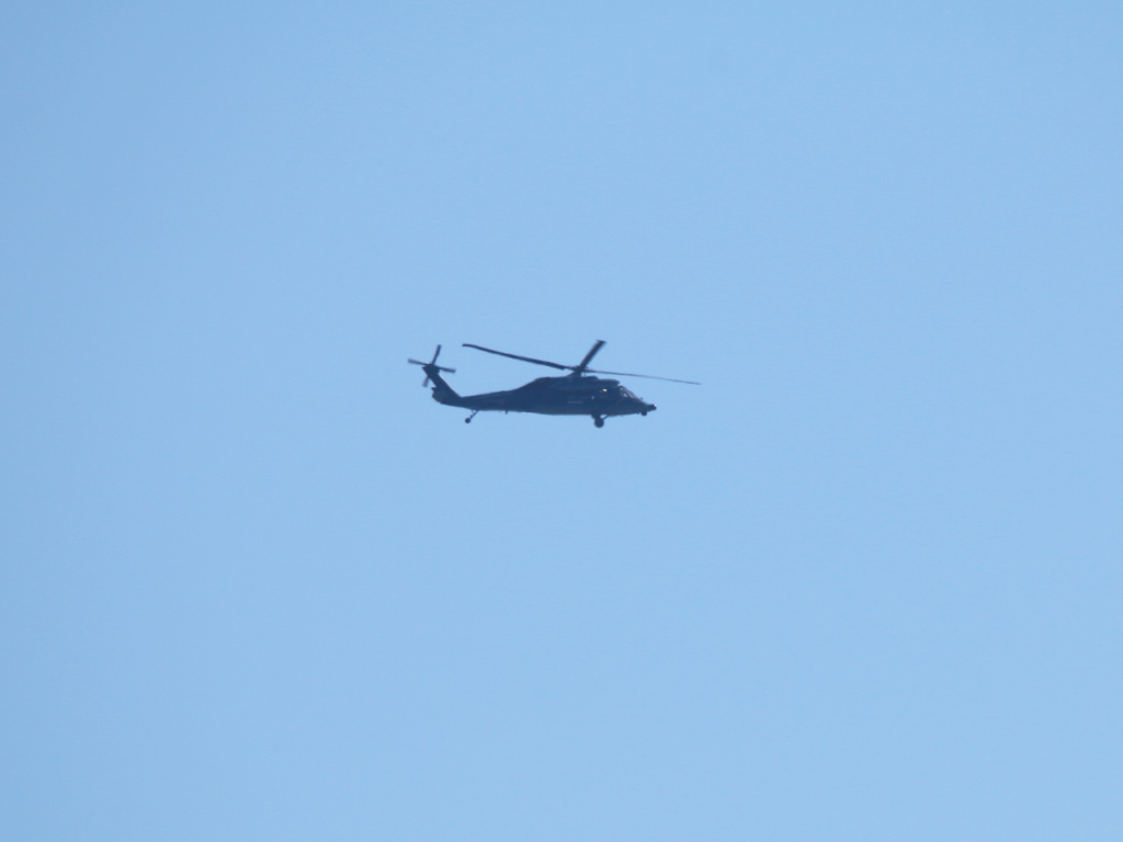 自衛隊_救難ヘリコプター