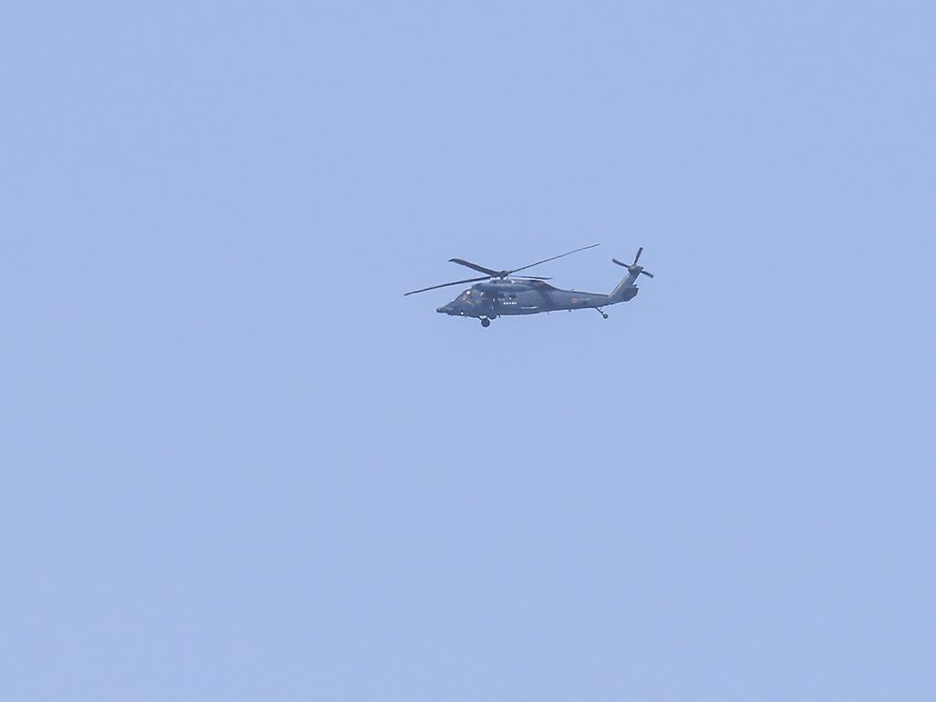 JSDF_UH-60J_20150513