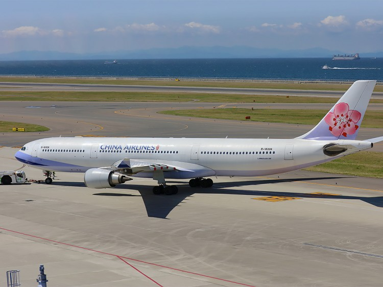 ChinaAirlines20160422-1