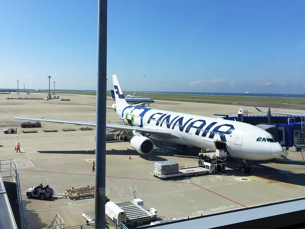 FinnAir20150910