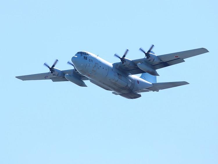 JSDF_C-130H_20160312-3