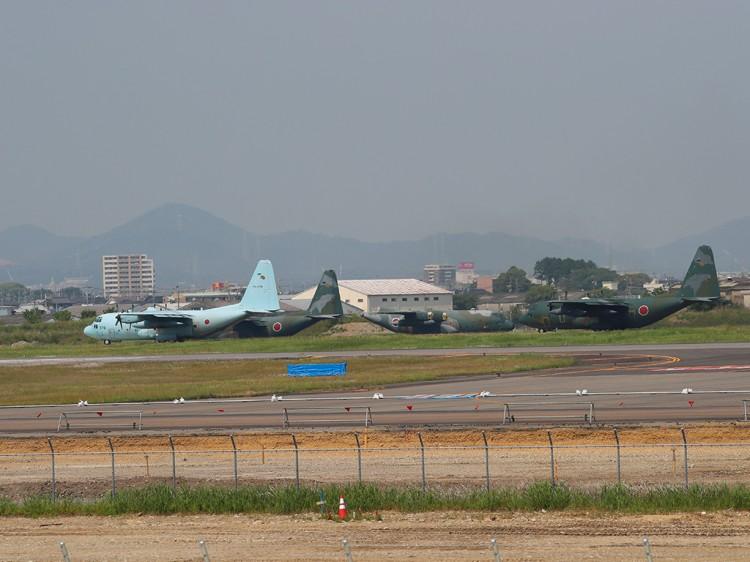 JSDF_C-130H_20160520-2