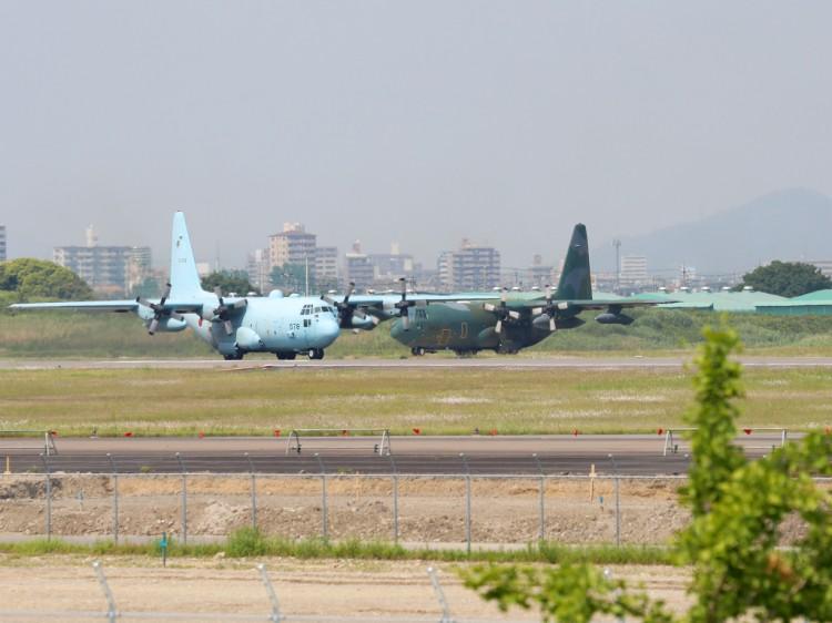 JSDF_C-130H_20160520-3
