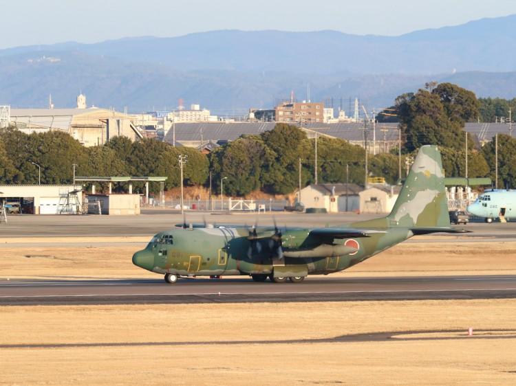 JSDF_C-130H_20170105-1
