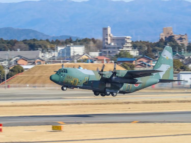JSDF_C-130H_20170125-2