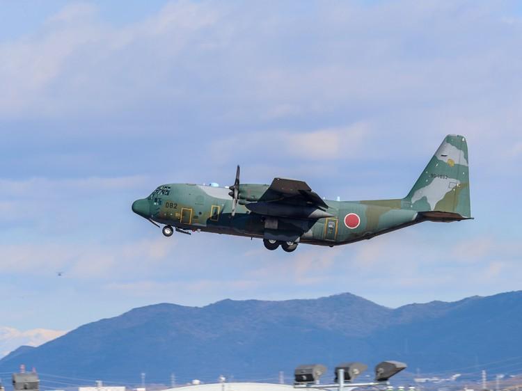 JSDF_C-130H_20170125-3