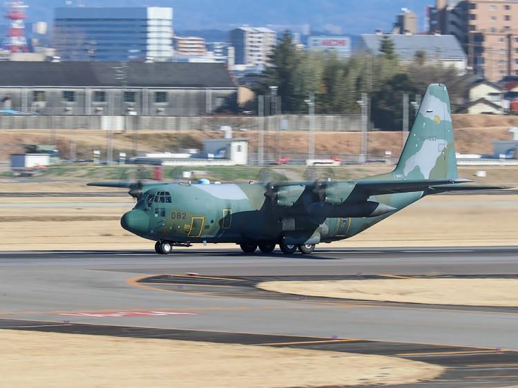 JSDF_C-130H_20170125-7