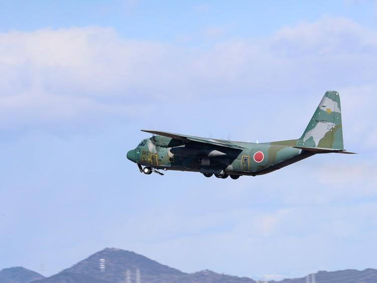 JSDF_C-130H_20170125-9