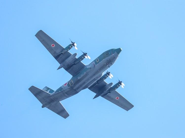 JSDF_C-130H_20170126-1