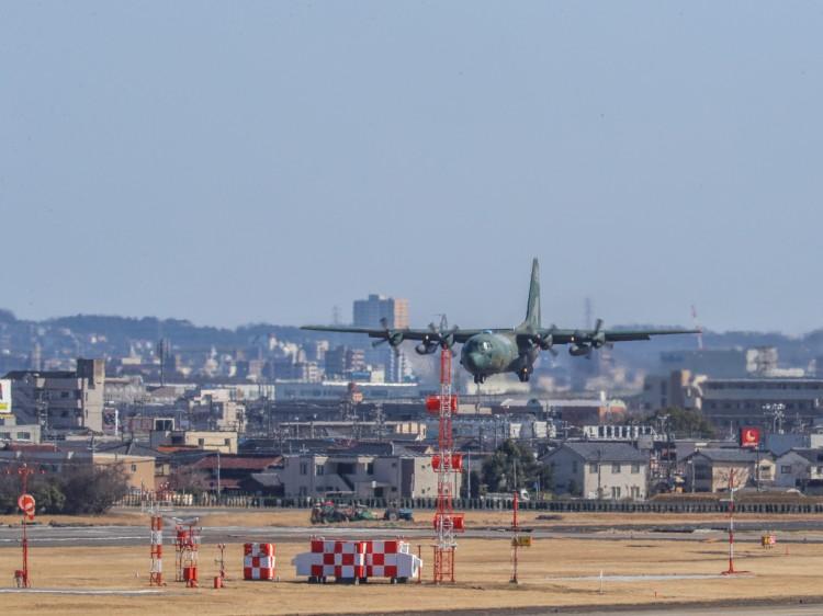 JSDF_C-130H_20170303-1