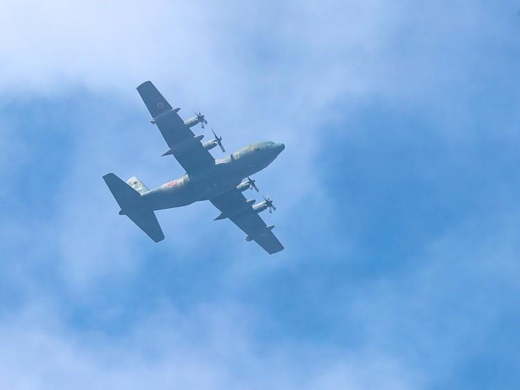 JSDF_C-130H_20170407-1