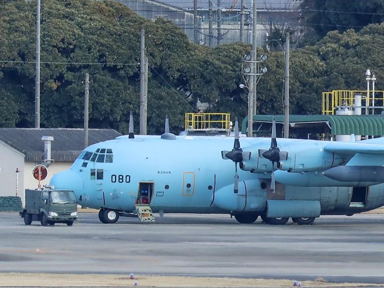 JSDF_C-130_20170210-1