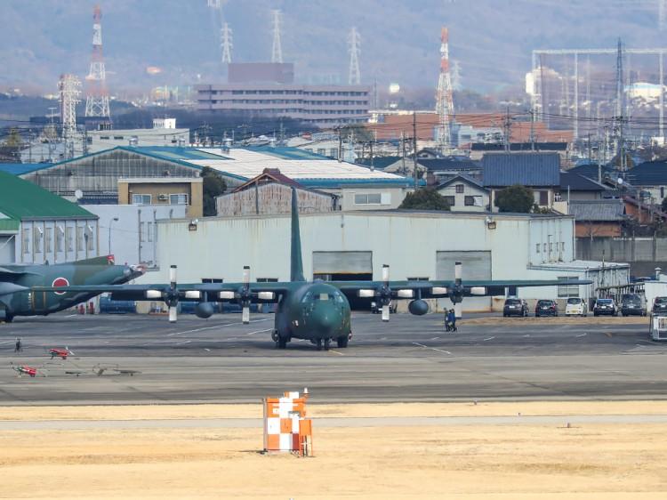 JSDF_C-130_20170210-2