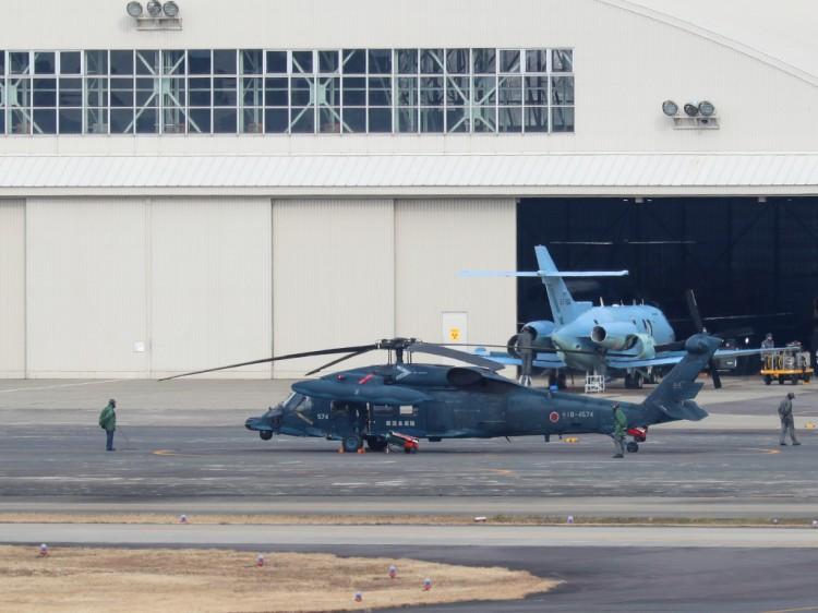 JSDF_UH-60J_20170112-1