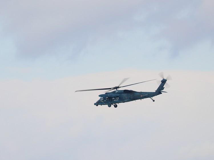 JSDF_UH-60J_20170112-2