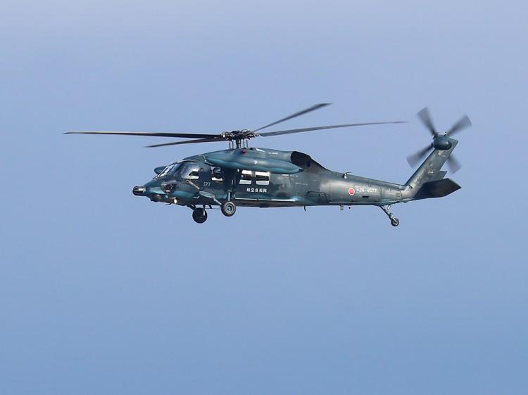 JSDF_UH-60J_20170112-3
