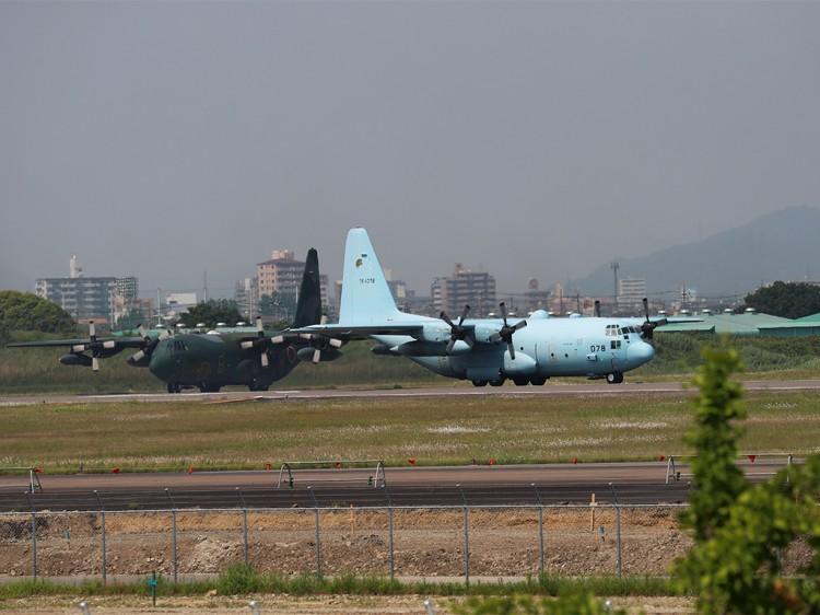 JSDF_C-130H_20160520-5