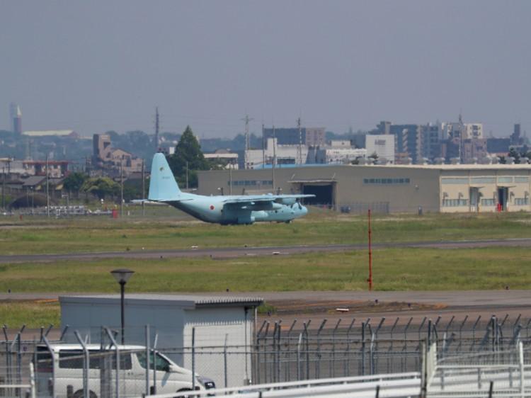 JSDF_C-130H_20160523-1