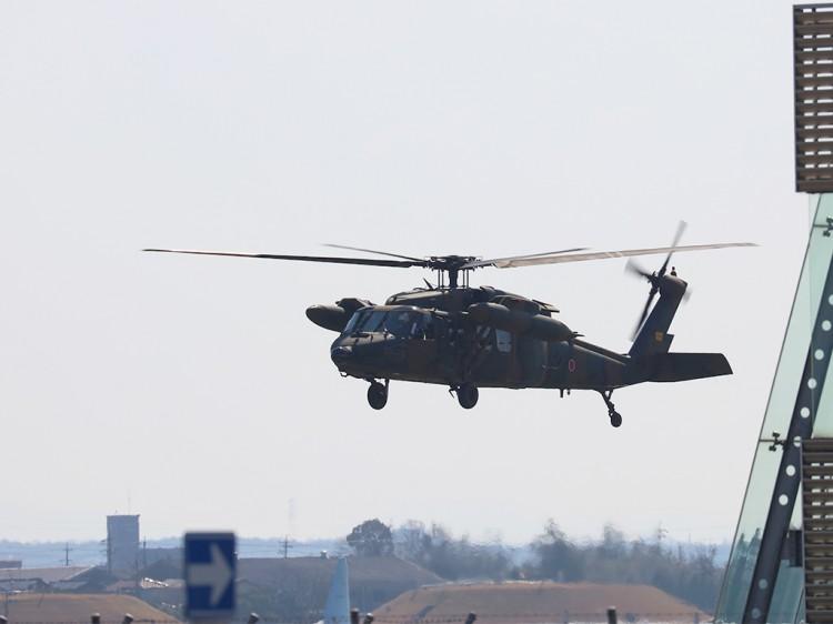 JSDF_UH-60J_20160315-1