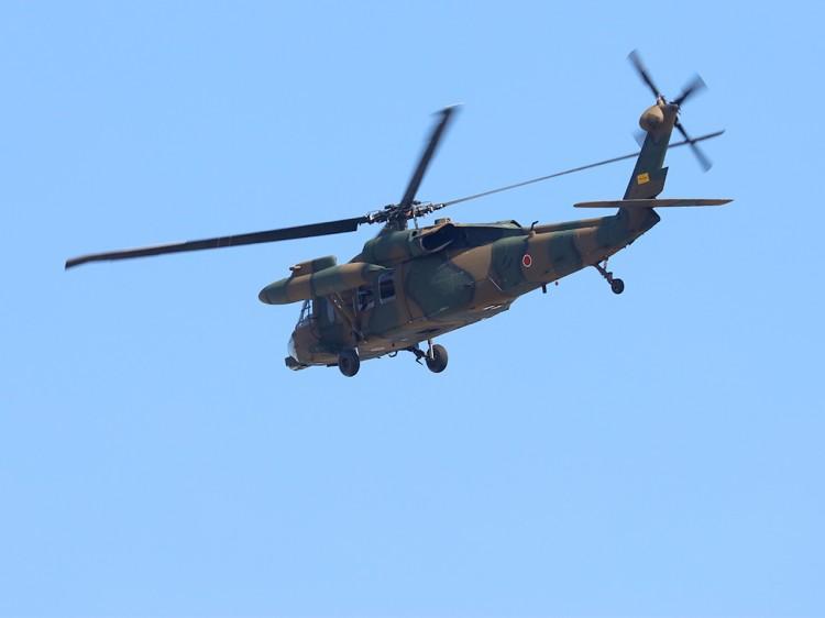 JSDF_UH-60J_20160315-2