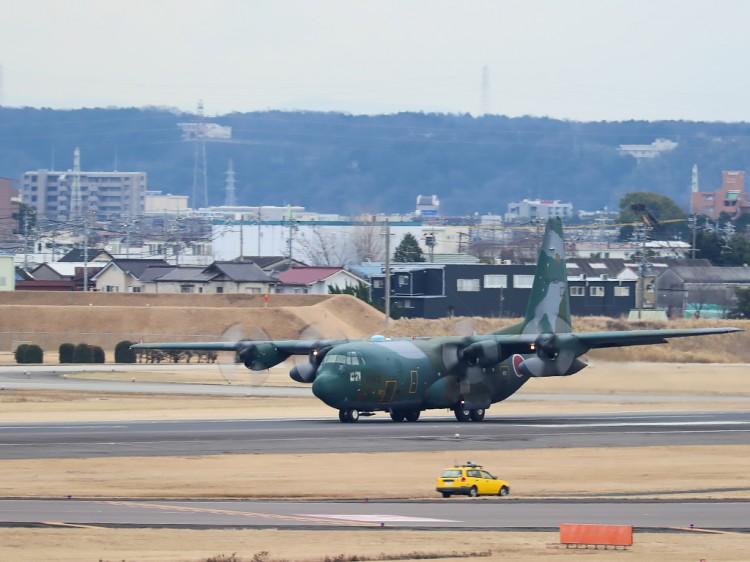 JSDF_C-130H_20170112-3