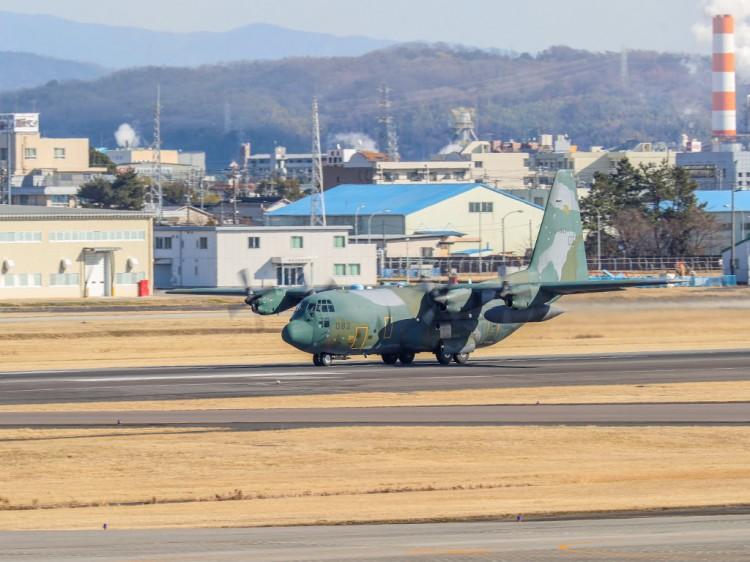 JSDF_C-130H_20170125-1