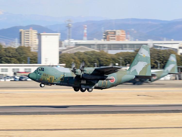 JSDF_C-130H_20170125-8
