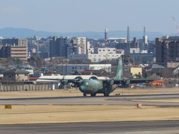 JSDF_C-130H_20170303-2